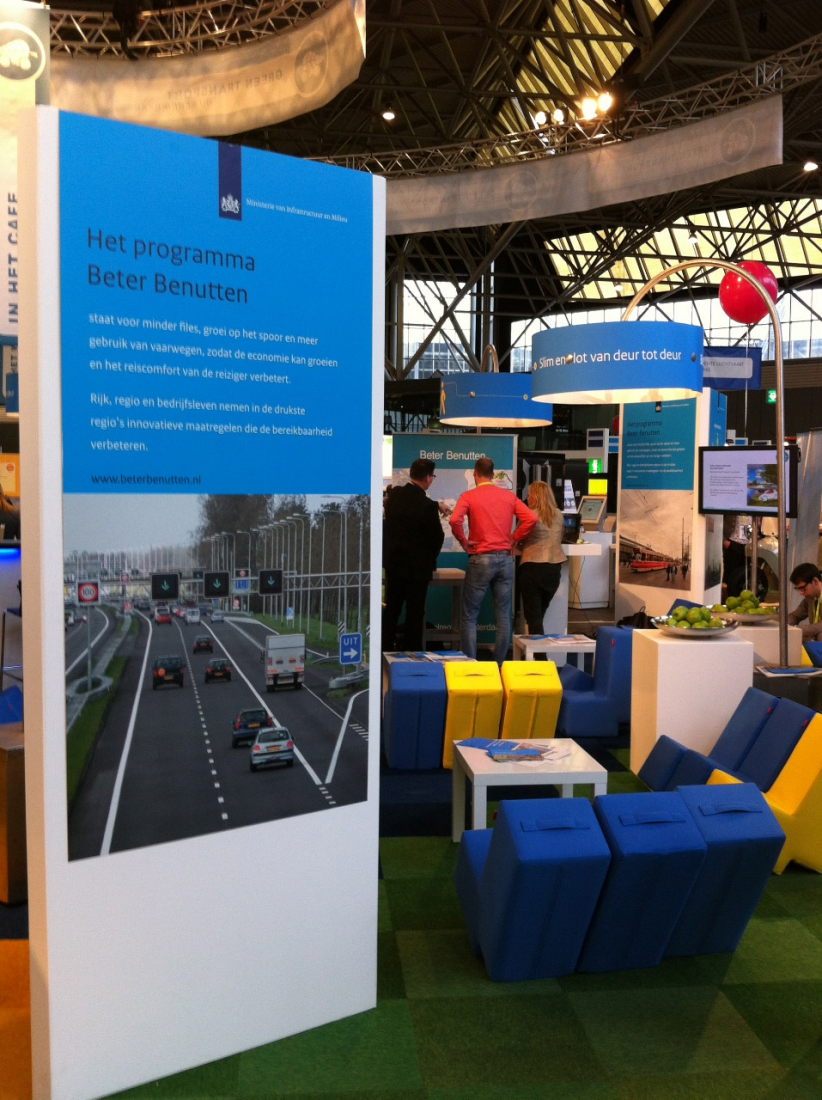 The Innovation Relay - Ministry of Infrastructure and the Environment